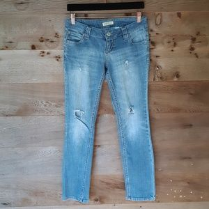 Paris Blues Destructed Jeans